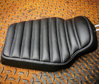 Skinny seats for your not so skinny butt