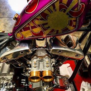 Harley Davidson Shovelhead build