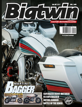 Bigtwin Magazine, The Netherlands