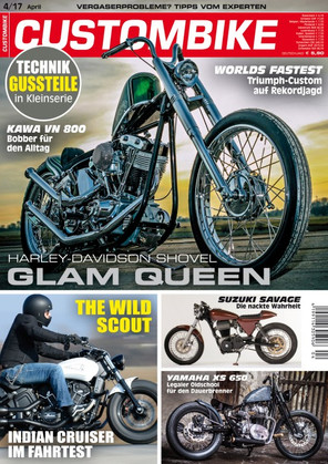 Custombike Magazine, Germany