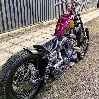 Trippy Hooker – Harley Shovelhead