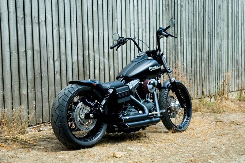 Harley Dyna Street Bob 'Low Bob'