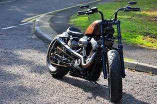 Harley Sportster 'Fat 48'