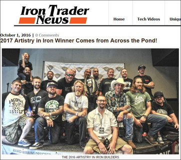 Iron Trader News