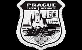 Harley Davidson 115th Anniversary, Prague 2018