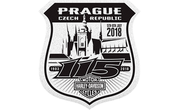 Harley Davidson 115th Anniversary, Prague 2018