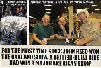 John Reed, Pete Pearson & Kyle Storey