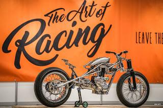 Ben Ott, The Art of Racing