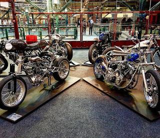 Bike Shed London 2017