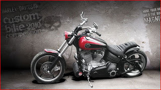 Harley Competition