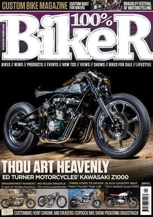 100% Biker, UK