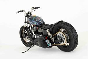 Custom 1979 Harley-Davidson FXS Low Rider 'Bankrobber'