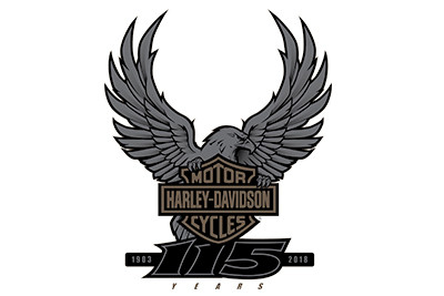 115 years of Harley Davidson