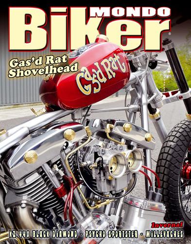 Mondo Biker magazine, Spain