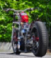 rocket bobs gasd rat, custom bike, custom harley davidson motorcycle