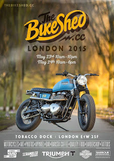 The BikeShed London 2015
