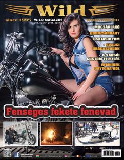 Wild Magazine, Hungary