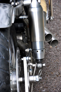 Custom Harley Davidson Shovelhead