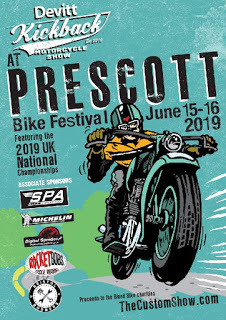 Prescott Bike Festival 15th/16th June 2019