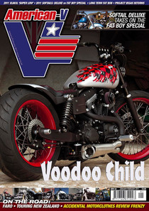American V Magazine, Voodoo Child
