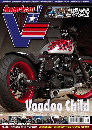 American V Issue 44, UK