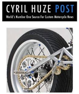 Speed Weevil on Cyril Huze Blog