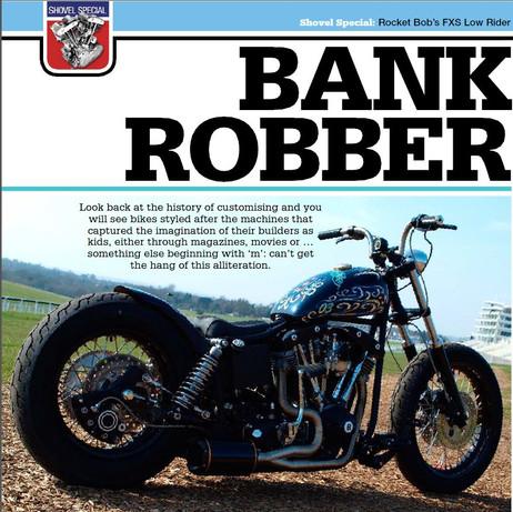 American V magazine, UK