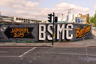 Bike Shed London 2015