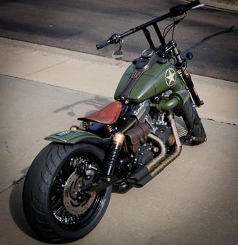 Joe's Harley Street Bob - USA