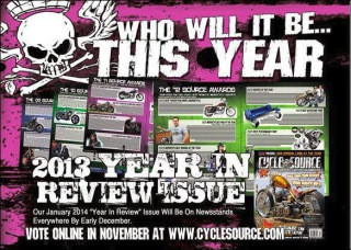 Cycle Source 2013 Year in Review