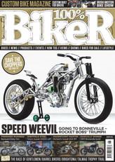 Speed Weevil in 100% Biker magazine