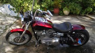 Jude's 2001 Harley Dyna