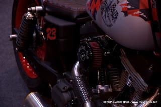 International Custom Bike Show 2011
