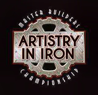 Artistry in Iron, Master Builders Championship – Las Vegas Bikefest 2016