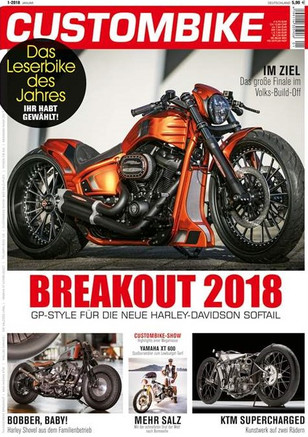 Custombike Magazine, Germany