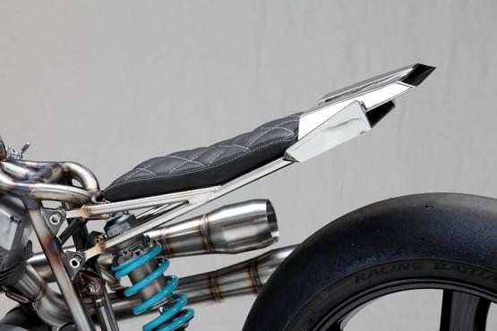 Harley Ironhead Sportster 'Stoat Slayer'