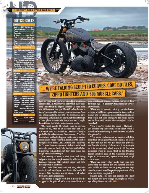 Heavy Duty Magazine, Australia