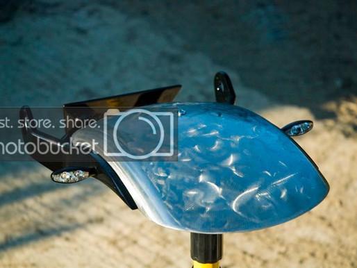 Street Bob / Dyna bolt on Mini Strut & Fender Kit