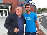 Aleksandar Zigic i Novak Djokovic.jpg