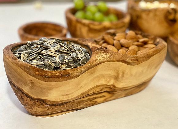 Rustic Nut Bowl