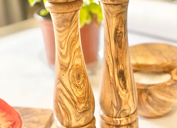 Salt & Pepper Mill Set
