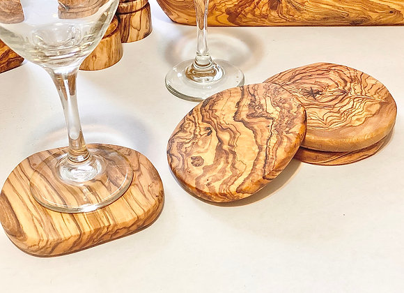 Set of Coasters (4 pieces)