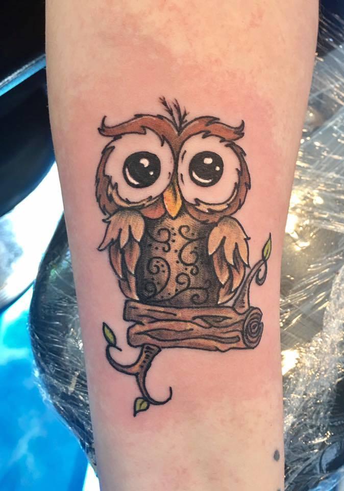 Chad Owl