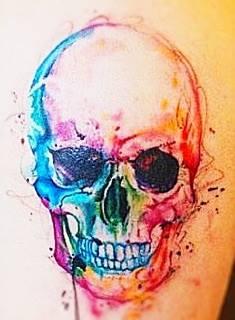 Chad WC skull
