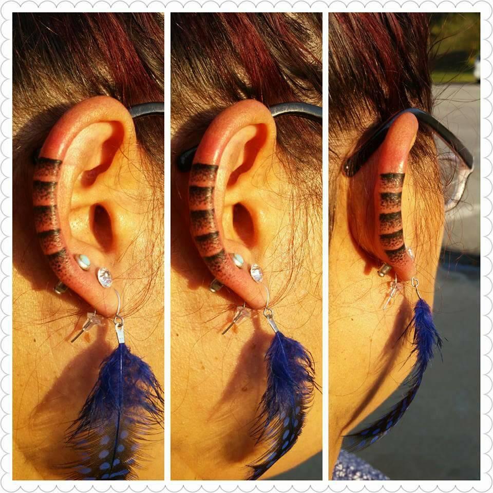 Jamy's Ear Cuff
