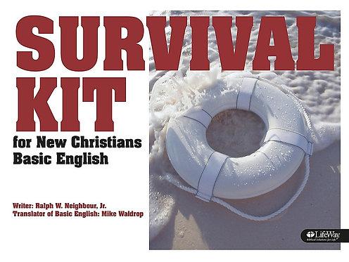 Survival Kit for New Christians: Basic English