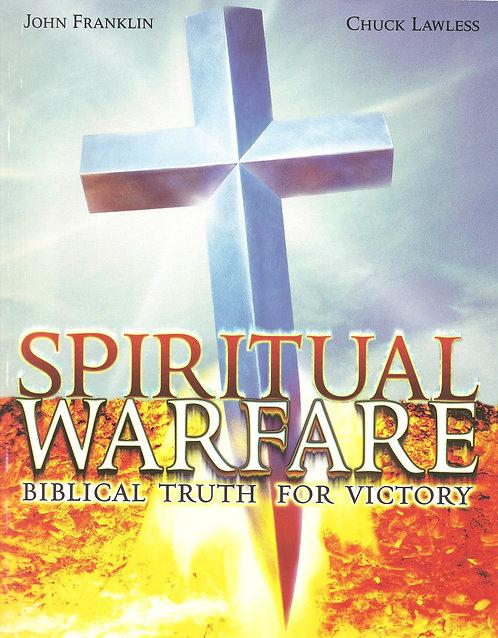 Spiritual Warfare Workbook by Chuck Lawless & John Franklin