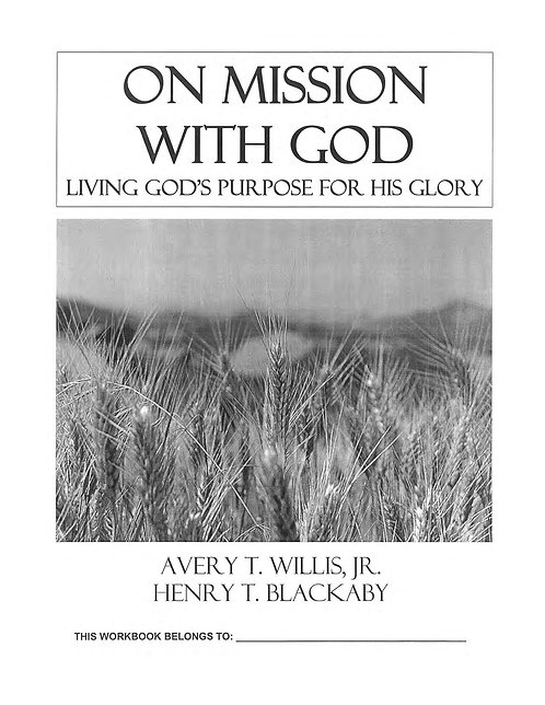 On Mission With God by Avery Willis & Henry Blackaby