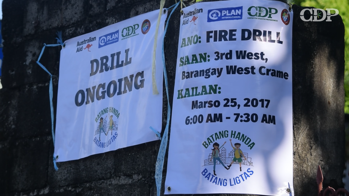 Drill Ongoing