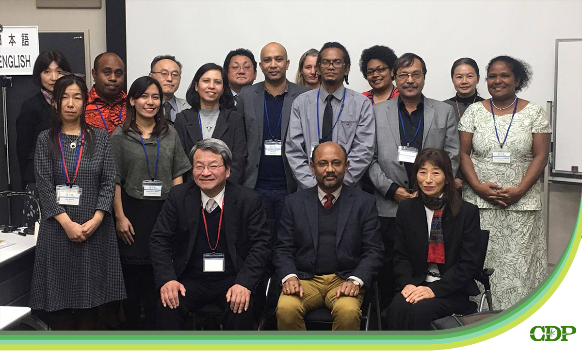 Participants of the International Working Group Session